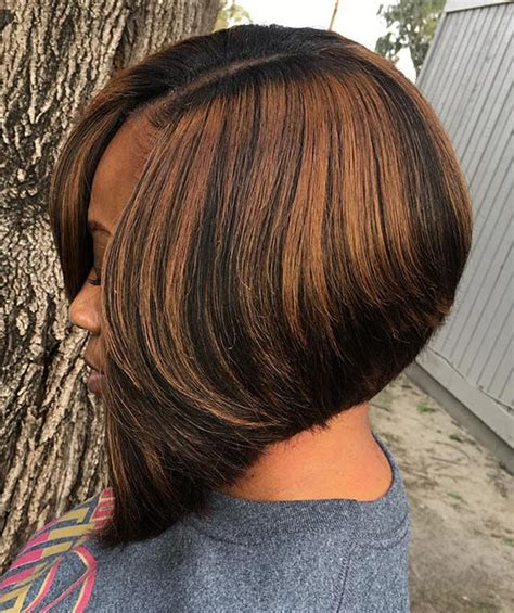 a line bobs for women over 60 brown bob hairstyles with highlights hairstyles