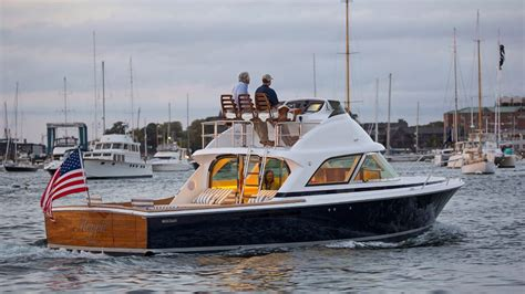boat show pictures the new bertram 35 at the miami boat show