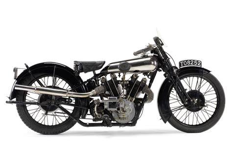 Brough Superior SS100   Absolute Brilliance.