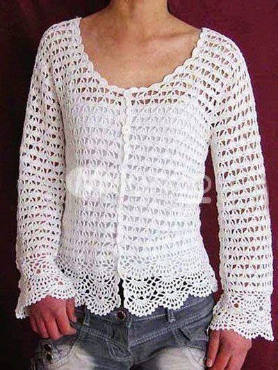 blusa en crochet ganchillo en punto relieve espiral 17 mejores ideas sobre blusa tejida a gancho en pinterest