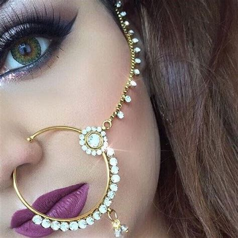 1000 ideas about nose ring designs on helix