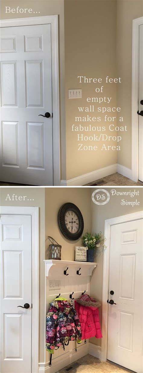 7 Small Mudroom D 233 Cor Tips And 23 Ideas To Implement Them 17 Best Ideas About Small Apartment Entryway On