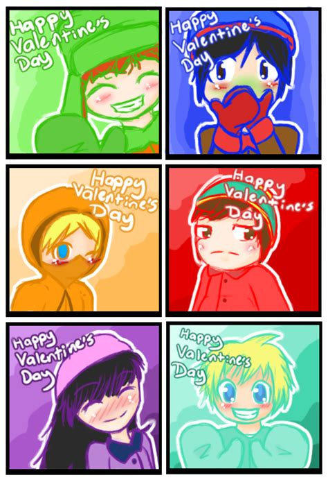 south park valentines south park valentines day card by techgirl10 on deviantart