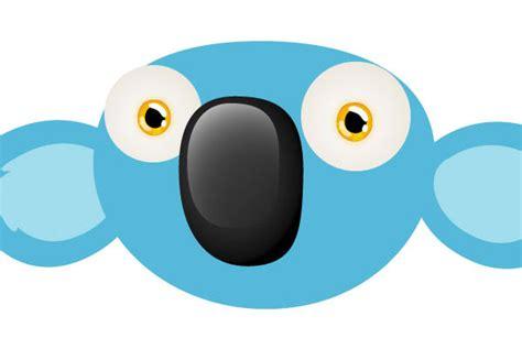 los ojos o 237 dos nariz boca collection arte vectorial de tutorial adobe illustrator como dise 241 ar un koala taringa