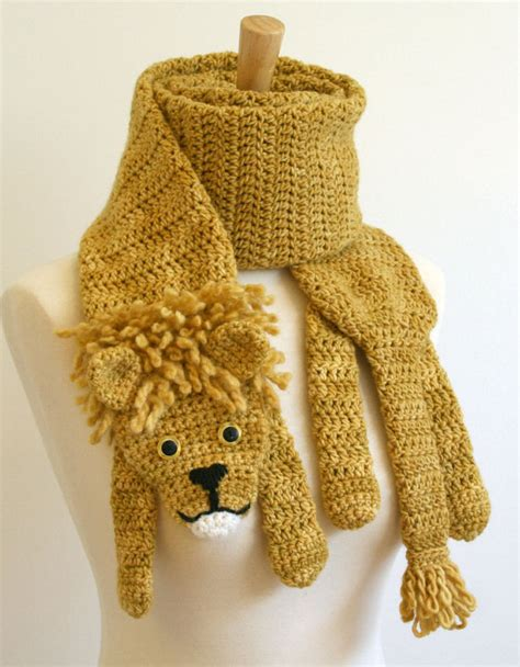 Handmade Crochet Scarves For Sale - sale scarf handmade crocheted animal scarf