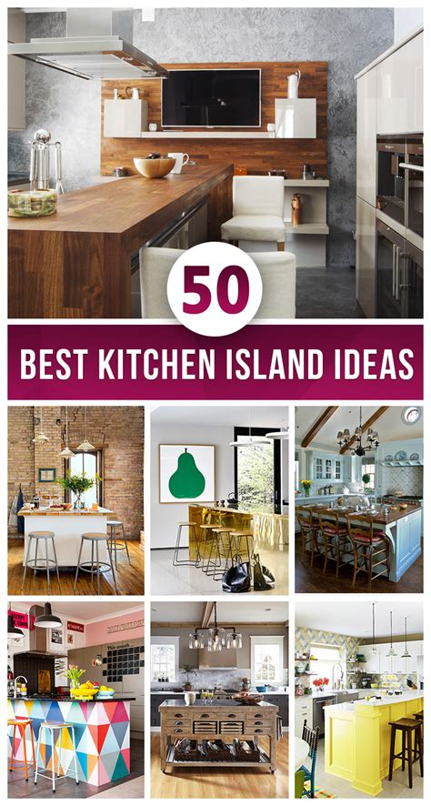 50 best kitchen island ideas for 2019