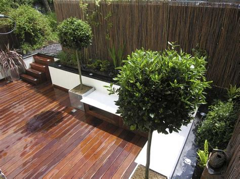 garten terrassen ideen fresh garden terrace design ideas with vintage fence plus