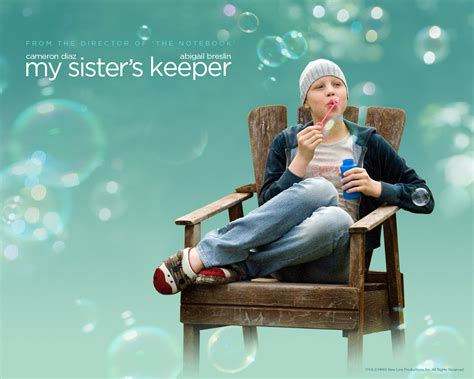 my sisters keeper highlights my sister s keeper able