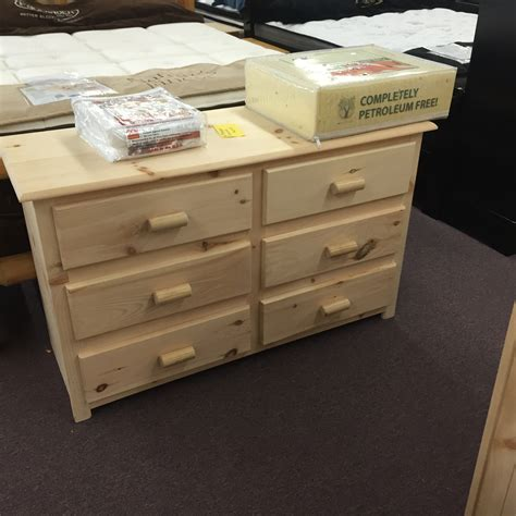 6 drawer unfinished pine dresser fabulous furniture finds and more 187 blog archive