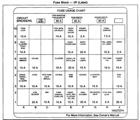 2003 buick century fuse box diagram 2002 buick century fuse box 27 wiring diagram images