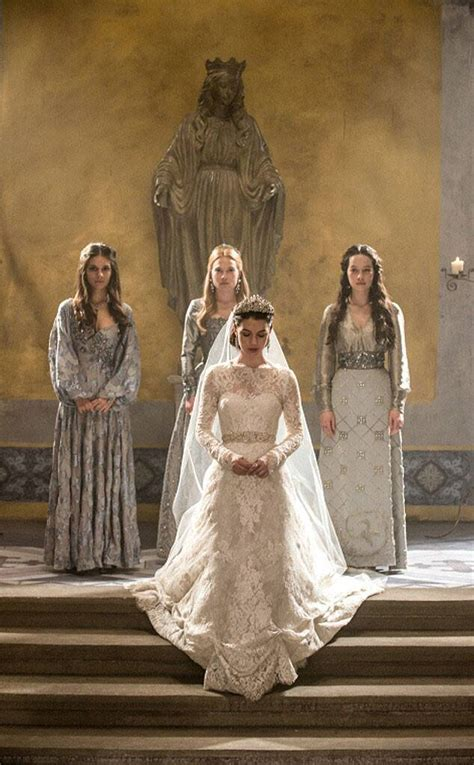 Reign from Best TV & Movie Wedding Dresses   E! News