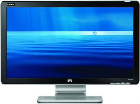 Monitor Hp 23 Inch hp 23 inch hd widescreen lcd monitor review gadizmo