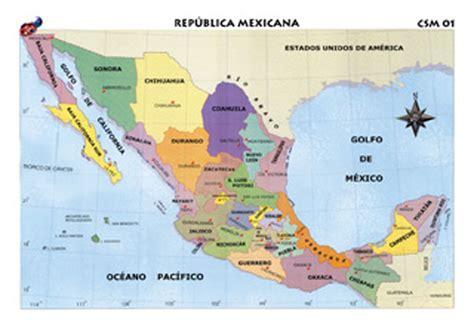 la repblica y sus mapa rep 250 blica mexicana
