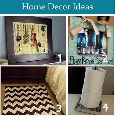 home decor tutorials diy home decor tutorials tip junkie