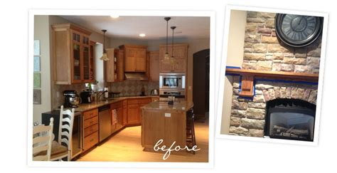 chalk paint kitchen cabinets before and after kitchen cabinets before and after archives eco chic boutique