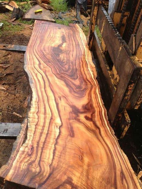 koa wood koa furniture slab table conference room table reclaimed wood natural edge table