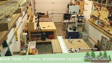 shop  small woodshop layout youtube shop layout