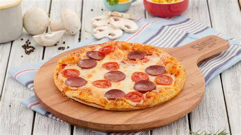 ana yemekler g 246 rsel pizzalar