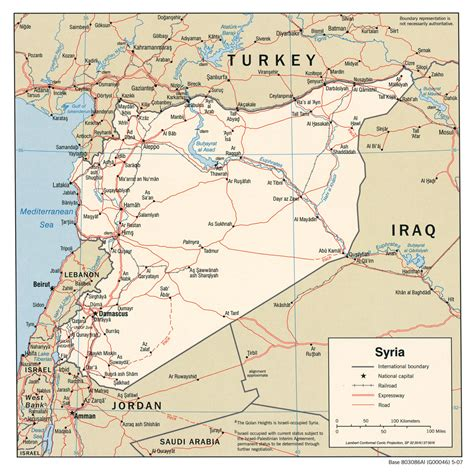 syria middle east map suez canal map middle east