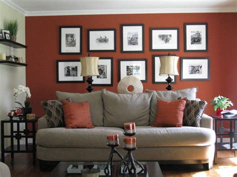 accent wall living room houzz shoshana