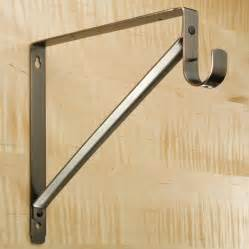 designer closet hardware rubbed bronze reeded finish