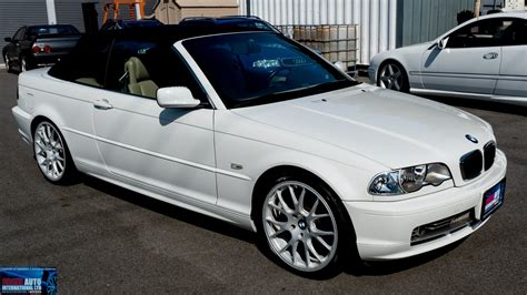 2001 Bmw Convertible by Walk Around 2001 Bmw E46 330i Convertible Japanese Car