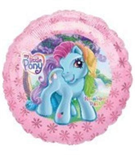 Balon Foil Pony bargain balloons my pony mylar balloons and foil