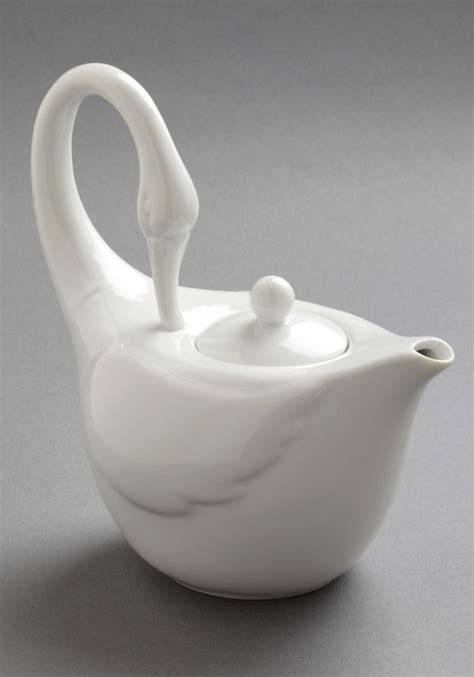 swans   time tea pot holycoolnet