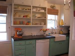 Painted Old Kitchen Cabinets Vintage Painting Kitchen Cabinets Brown Greenvirals Style