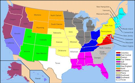 fallout us map image the 13 commonwealths of the united states of