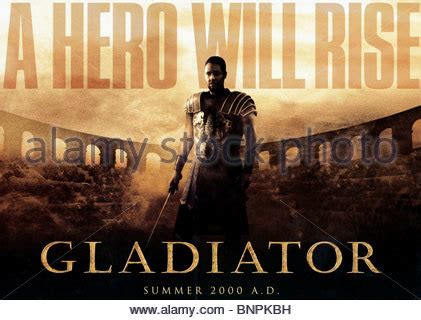 film gladiator complet 2000 gladiator 2000 russell crowe stock photo royalty free