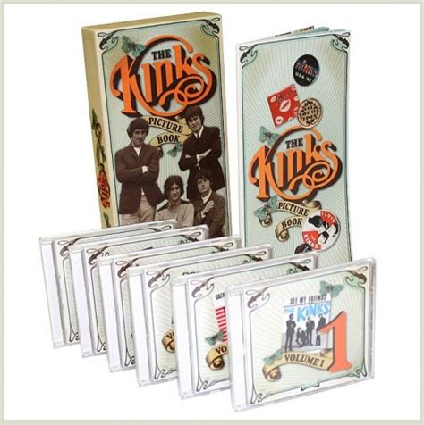 the kinks picture book box set the kinks picture book 6cd box set 2008 cd rip israbox
