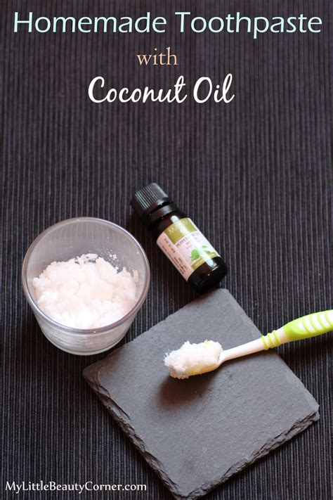 naturally twisted recipe coconut oil toothpaste really homemade toothpaste made with coconut oil my little