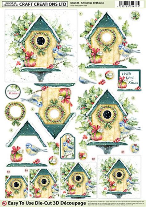 Decoupage House - 1000 images about 3d on new house card baby