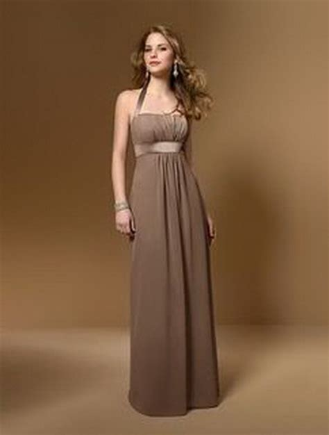 mocha colored dress mocha bridesmaid dresses