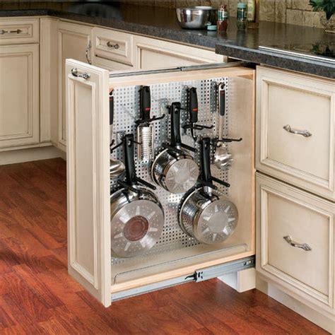 rev kitchen cabinets rev a shelf kitchen desk or vanity base cabinet pullout