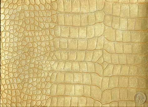 alligator upholstery fabric pearl and tan animal print alligator crocodile vinyl
