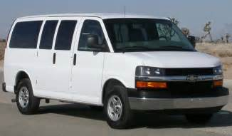2008 Chevrolet Express 2008 Chevrolet Express Cargo Information And Photos