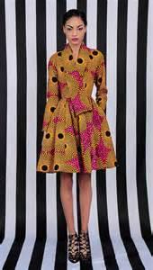 New the gugu wrap coat dress by demestiksnewyork african prints