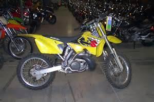 Suzuki Dirt Bikes 250 Used Dirt Bikes