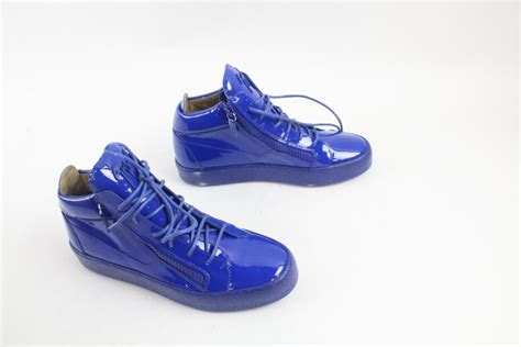 giuseppe zanotti mens shoes size 43 property room