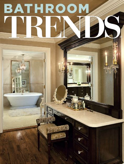 bathroom remodel magazine bathroom trends magazine design decoration