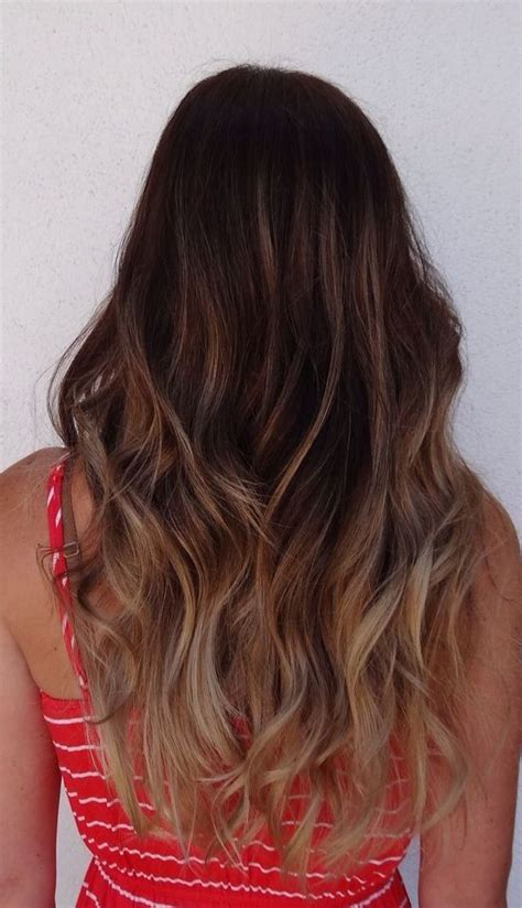 17 best ideas about light brown ombre on light