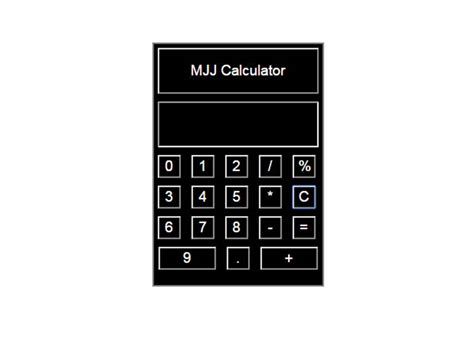 calculator javascript program simple calculator free source code tutorials and articles