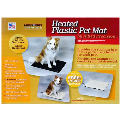 Heating Mat For Pets by Heated Pet Mat Agri Supply 78569