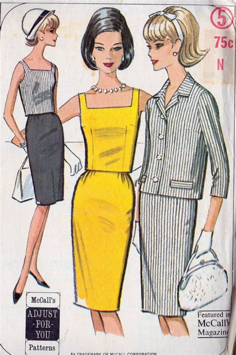 sewing seperates on pinterest free sewing womens 1960s misses separates skirt jacket and top vintage