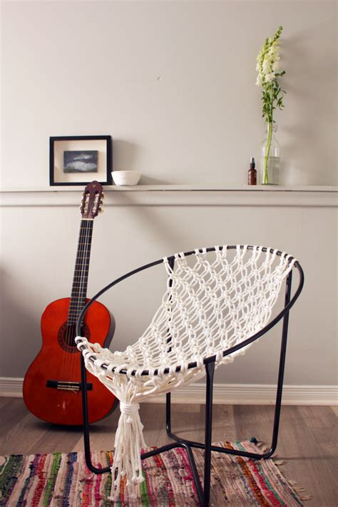 diy indoor swing chair diy macrame hammock chair fish bull