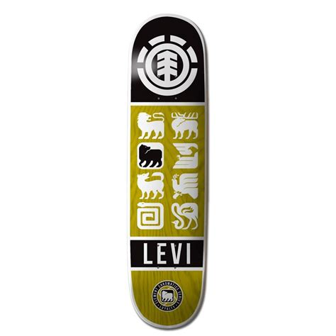 tavole skate element tavola element levi ascend 8 125 acquista