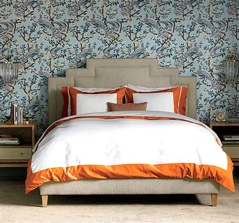orange and white bedding 12 bedding designs for fall