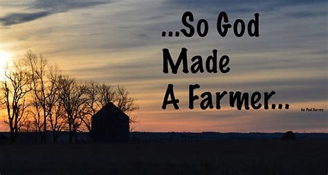 Wall Decor Stickers For Bedroom quot so god made a farmer quot posters by renierutten redbubble